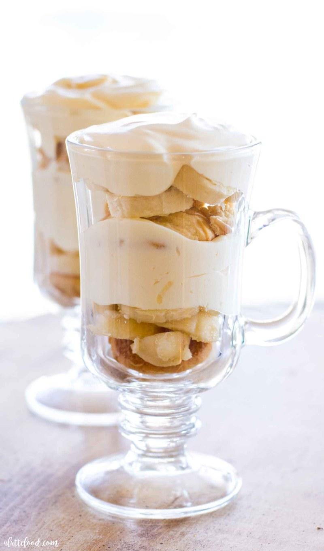 banana pudding recipe layered