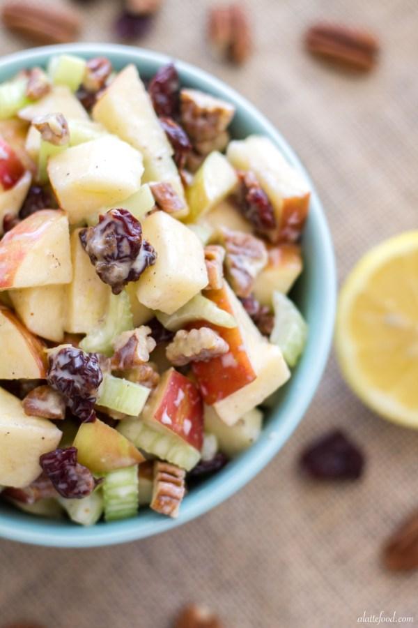 Greek Yogurt Waldorf Salad