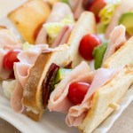 The Ultimate Turkey Club Skewers