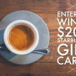 $200 Starbucks Giveaway!