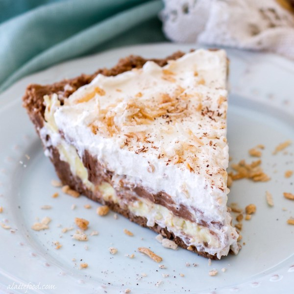 Coconut Cream Pie FG