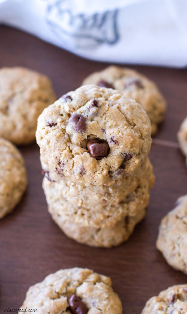 how to make homemade oatmeal cookies from scratch