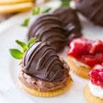 RITZ Crackers Appetizers 4 Ways