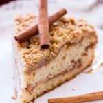 Vanilla Chai Latte Coffee Cake