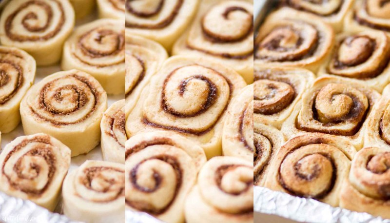how to proof cinnamon roll steps
