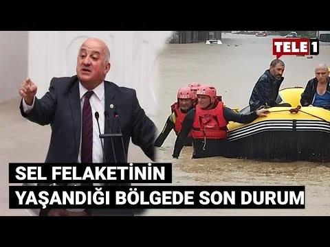 CHP'li Bayraktutan ilk kez TELE1'de açıkladı: Ankara Büyükşehir'in vidanjör desteği…