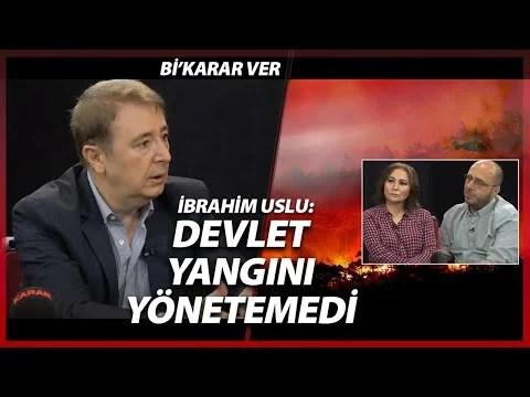 Devlet Ne Zaman Aciz Görünür? | Konuk: İbrahim Uslu | Bi' Karar Ver