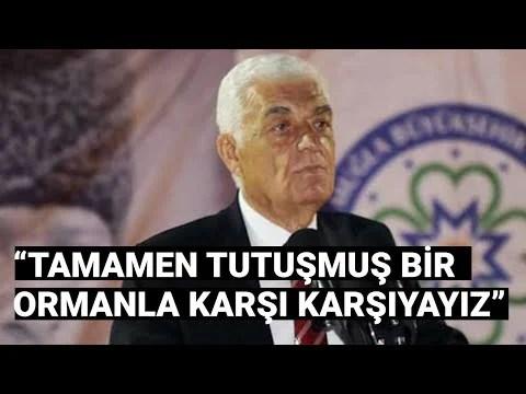 Muğla Büyükşehir Belediye Başkanı Osman Gürün, son gelişmeleri anlattı