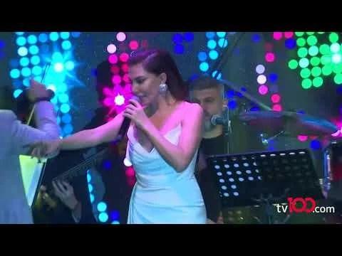 Ebru Yaşar büyüledi… Maslak Yeni Gazino'da muhteşem bir konser verdi