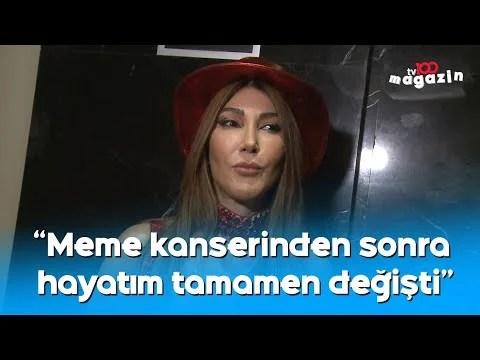 Hande Yener: Meme kanserinden sonra hayatım tamamen değişti
