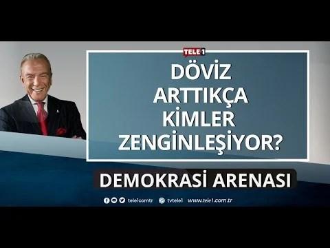 Siyasi cinayetler ve darbe iddialarının perde arkası | DEMOKRASİ ARENASI (22 EKİM 2021)