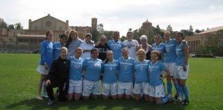 UCLA Bayan Futbol Takimi Ercan Ozdemir