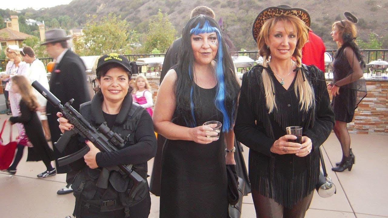 Turkish American Ladies League Halloween Party 2009