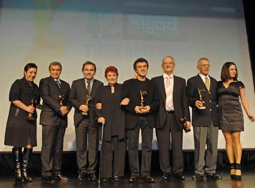 """SİYAD Ödülleri'ne """"Hayat Var"""" ve """"Vavien"""" Damgası"""