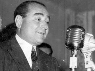 ADNAN MENDERES (1899-1961)