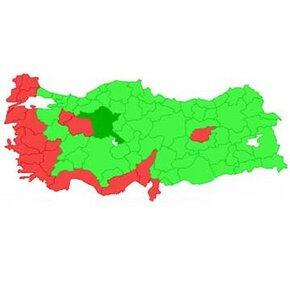 """Türkiye """"EVET"""" dedi"""