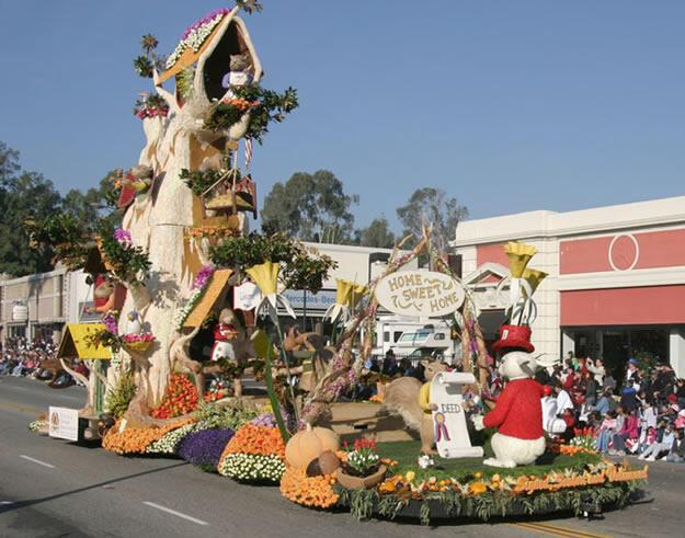 Gul Festivali Pasadena