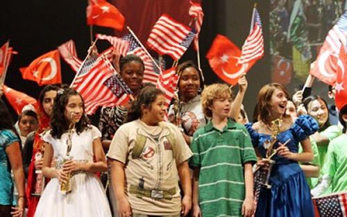ABD'de 5. Türkçe Olimpiyatları Yapıldı