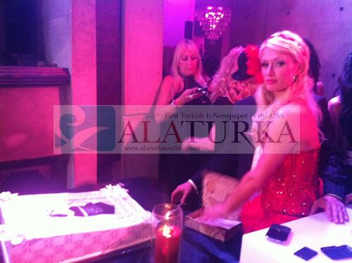 Korumalı: Paris Hilton'un 30. yaş günü Partisi