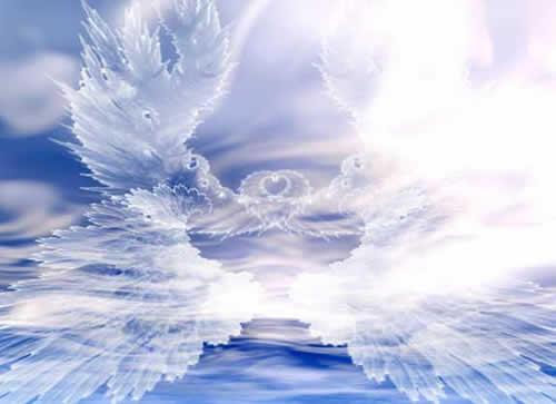 Bütün melekler içinde üstün kılınan dört büyük melek