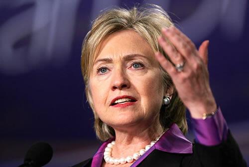 Clinton'dan sürpriz çıkış; ''Obama kazanırsa görevime devam etmek istemiyorum''