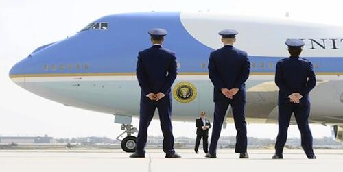 Bayan Obama bir uçtu havada kural yerde soruşturma başladı