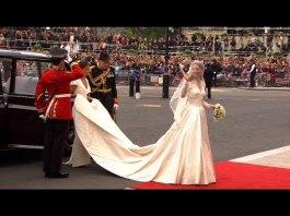 Kate Middleton Wedding Dress Revealed - The Royal Wedding
