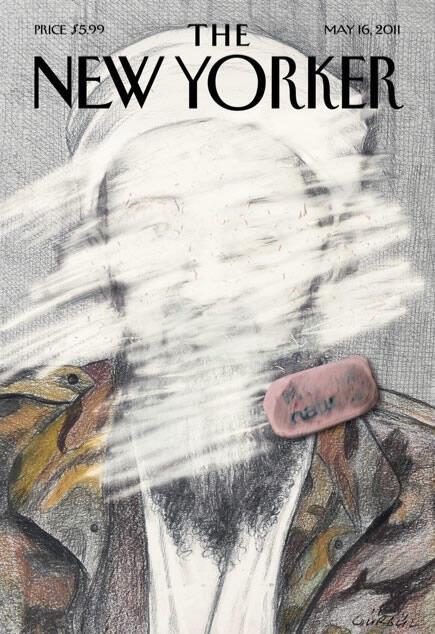 The New Yorker kapağında Türk imzası