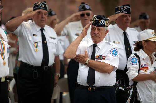 Kore Savaşı'nın 61. yıl dönümü New York'ta anıldı