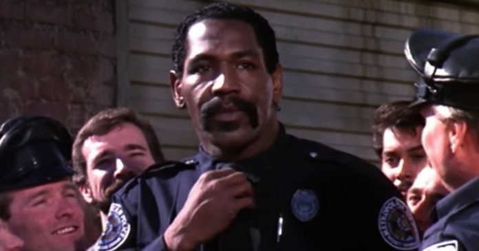 Bubba Smith - Hightower Police Academy
