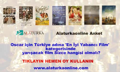 Oscar'a Türkiye'den hangi film gitsin?