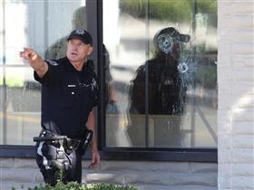 Çavuş Nevada'da terör saçtı