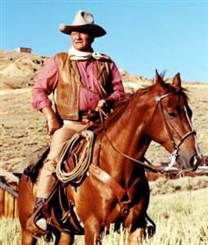 John Wayne'in eşyaları satışta