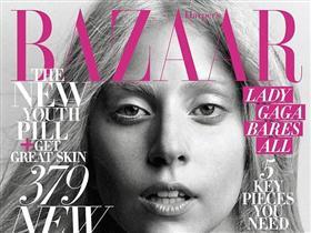 Lady Gaga bu kez makyajsız poz verdi