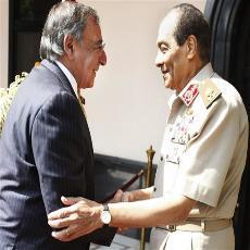 ABD Savunma Bakanı Panetta Mısır'da