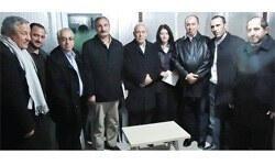 Esad muhalefeti Hatay'da buluştu