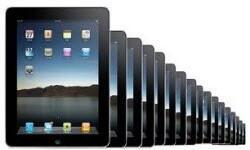 iPad 3'te süpriz gelişme