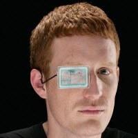Google'dan arama yapan gözlük