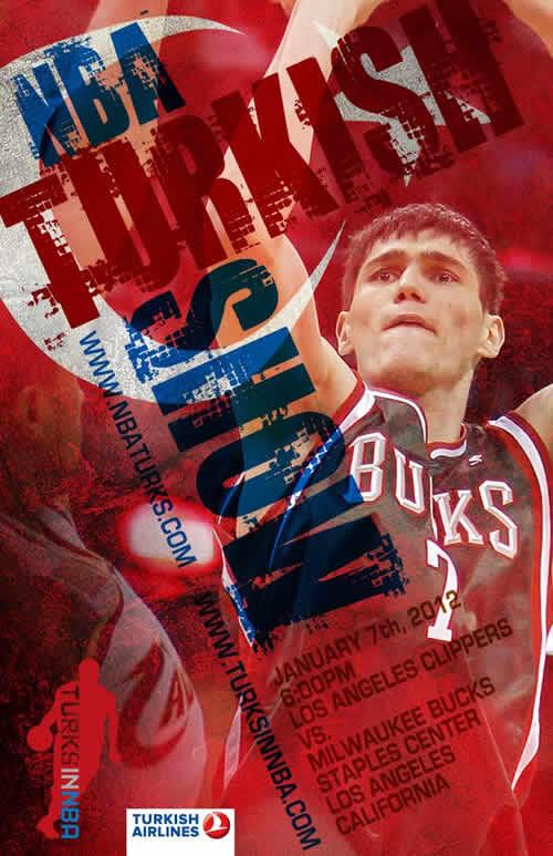 NBA Türk Şovu 7 Ocak'ta Staples Center'a Geri Dönüyor