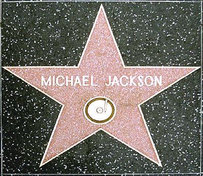 Michael Jackson'ın El ve Ayak İzleri 26 Ocak'ta Hollywood Şöhretler Kaldırımda