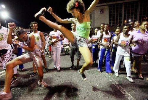 2012 Rio Karnavalı Fotoğraflar