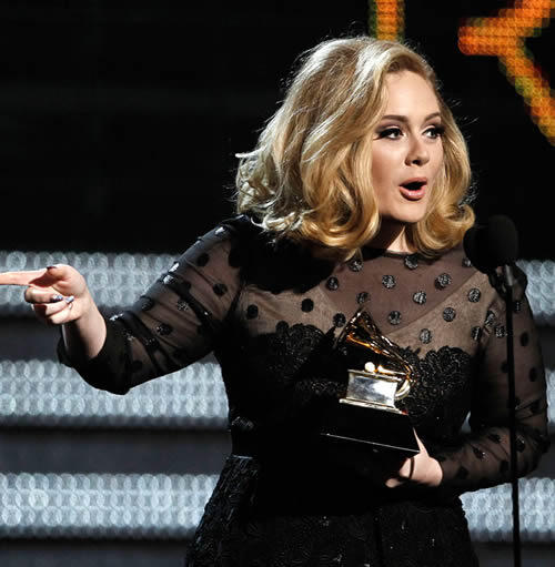 Grammy Awards 2012 Winners List