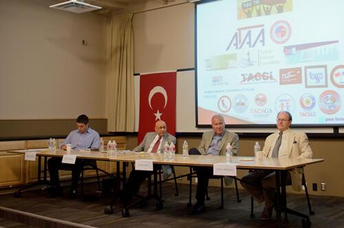 ATAA'nın Amerika Turu San Diego Gençlik Paneli İle Devam Etti