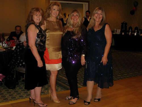 TALL held its 4th Casino Night at Long Beach Hyatt  Regency