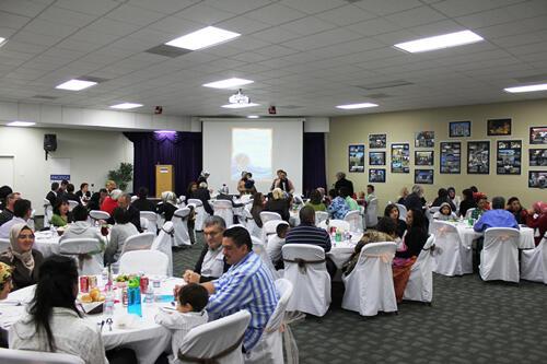 Pacifica Institute Orange County hosts Ashure Night