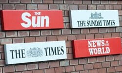 Murdoch için çalışan iki üst düzey gazetecinin intihar girişimi ortaya çıktı