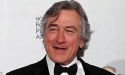 Rober De Niro'nun ırk göndermeli şakası tepkilere neden oldu