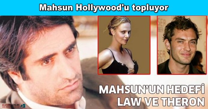 Mahsun Hollywood Topluyor