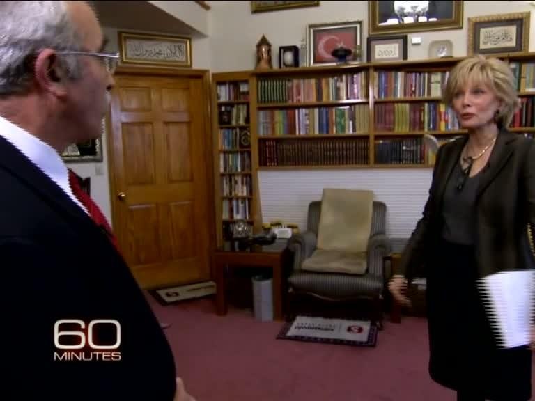 Amerika'nın ünlü haber programı 60 Minutes, Hizmet'i inceledi