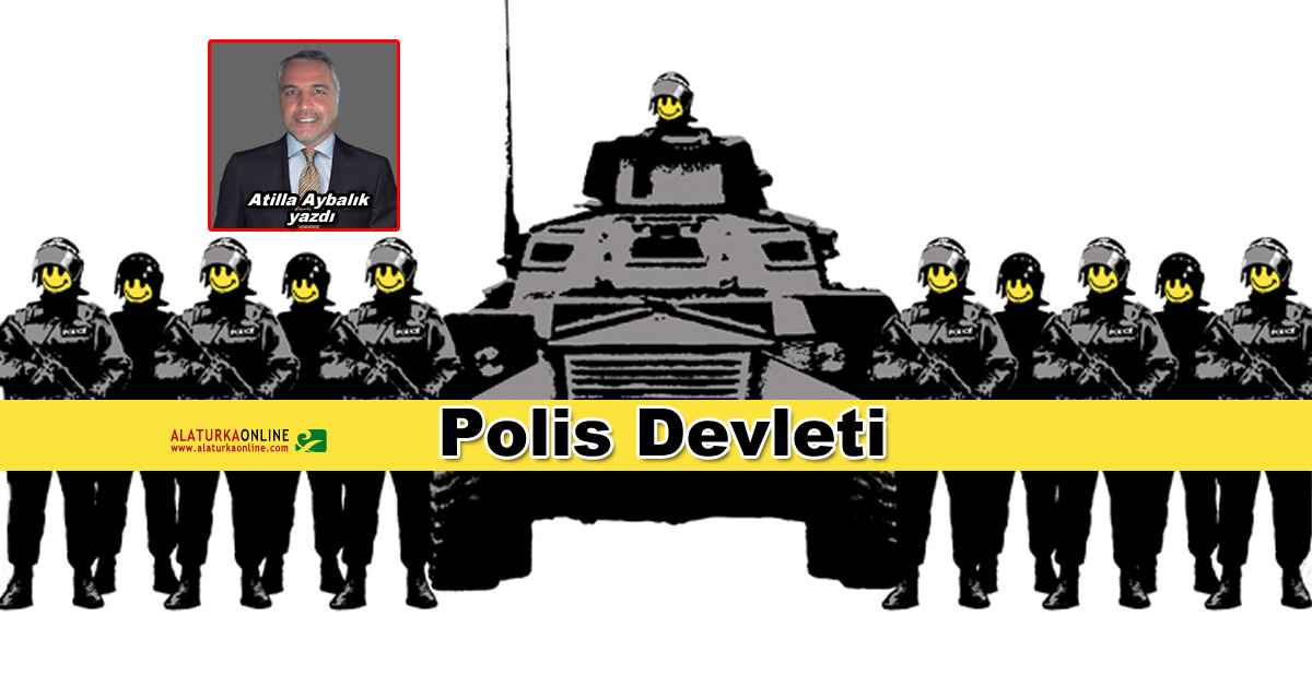 Polis devleti